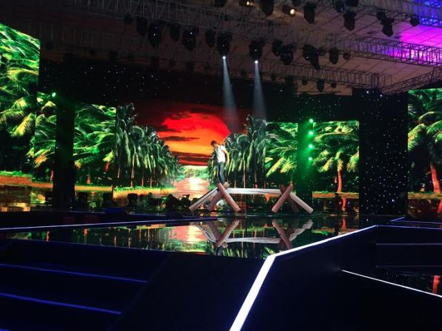 Dịch vụ cho thuê màn hình Led sân khấu ca nhạc