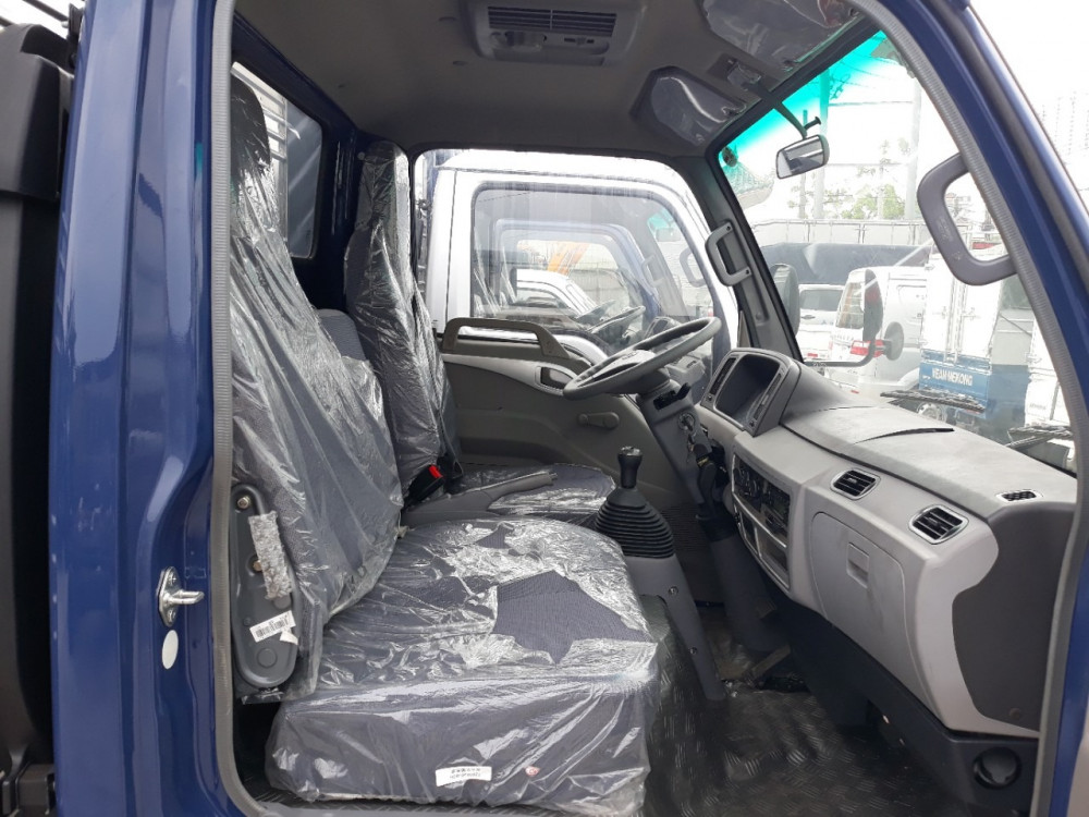 Các trang bị an toàn trên xe tải Jac 2t4 thùng mui bạt