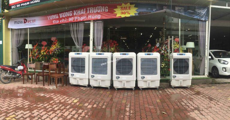 Cho thuê máy làm mát tại TP HCM