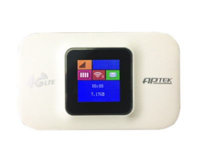 APTEK M2100 - WIFI di động 4G LTE 2100MAH