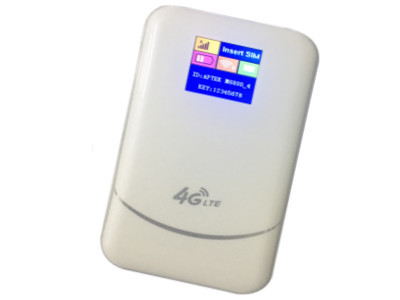 APTEK M6800 - 4G LTE MOBILE WIRELESS ROUTER 6800 MAH(1)
