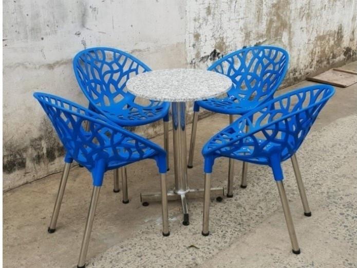 Mua bàn ghế inox quán cafe cũ tại TPHCM