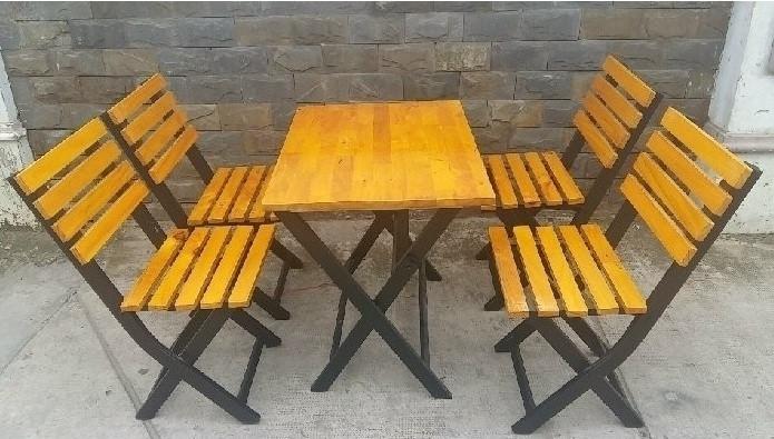 Kho bàn ghế quán cafe cũ tại TPHCM