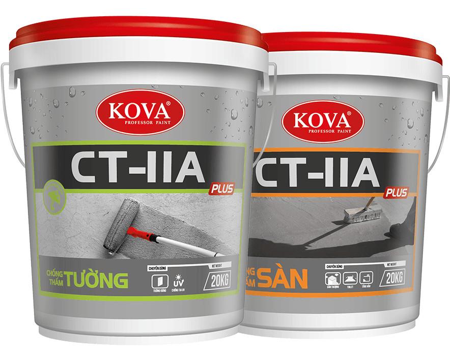 Các đặc tính nổi bật của chất chống thấm pha xi măng CT11A(1)