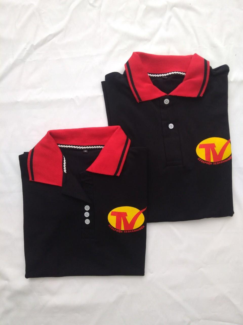 Mẫu áo thun đồng phục từ xưởng may áo thun đồng phục giá rẻ TPHCM
