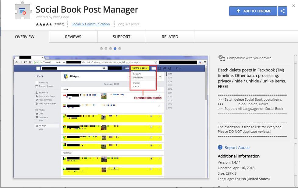 Mách bạn cách xóa dữ liệu Facebook nhưng giữ lại tài khoản