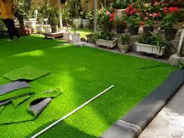 Những ưu điểm và ứng dụng của cỏ nhân tạo