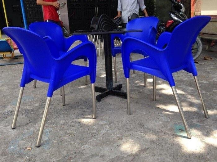 Mua bán ghế nhựa đúc cafe ngoài trời giá rẻ(5)