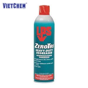 Hóa chất hòa tan dầu mỡ LPS ZeroTri Heavy-Duty Degreaser