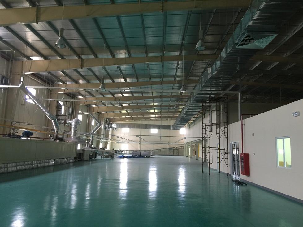 Tổng thầu thiết kế - thi công xây dựng cho tập đoàn Rebisco của Philippine 3