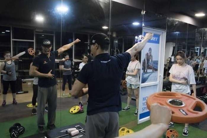 Gymaster KDC Trung Sơn TPHCM – Gym giảm gân, thon gọn trọn gói 1 tháng