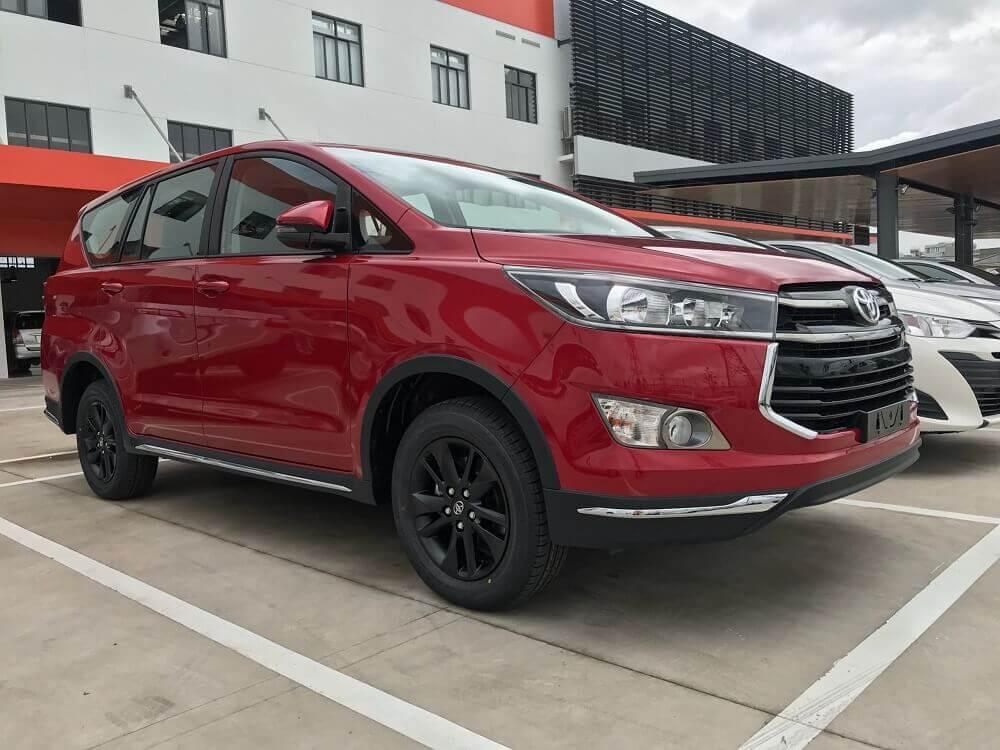 Báo giá Toyota Innova 2018 mới nhất