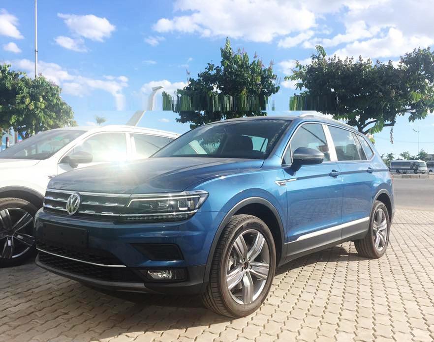 Volkswagen TIGUAN ALLSPACE mới (Dòng SUV 7 chỗ)