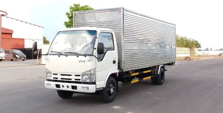 Isuzu Vinh Phát 1,9 tấn thùng dài 6m2 Nk490SL có giá bao nhiêu?