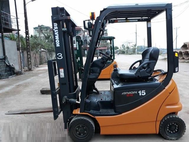 Thị trường xe nâng điện Việt Nam - Cung cấp xe nâng điện uy tín, giá rẻ