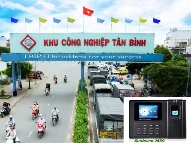 Lắp máy chấm công giá rẻ tại KCN Tân Bình, Tân Phú(1)