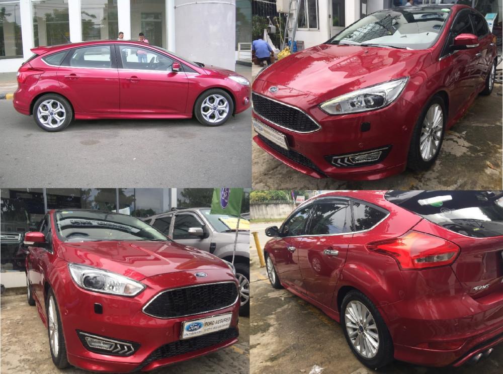 Tầm giá 700 triệu nên mua xe Ford Focus đời nào?