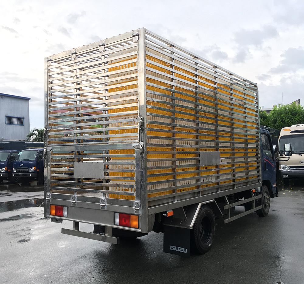 Giới thiệu xe tải Hyundai IZ65 Gold  thùng chở gà 3,5 tấn(2)
