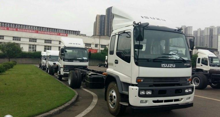 Đánh giá xe tải Isuzu VM FT160L 7.8 tấn thùng dài 9.3 mét