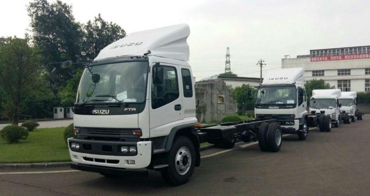 Đánh giá xe tải Isuzu VM FT160L 7.8 tấn thùng dài 9.3 mét(1)