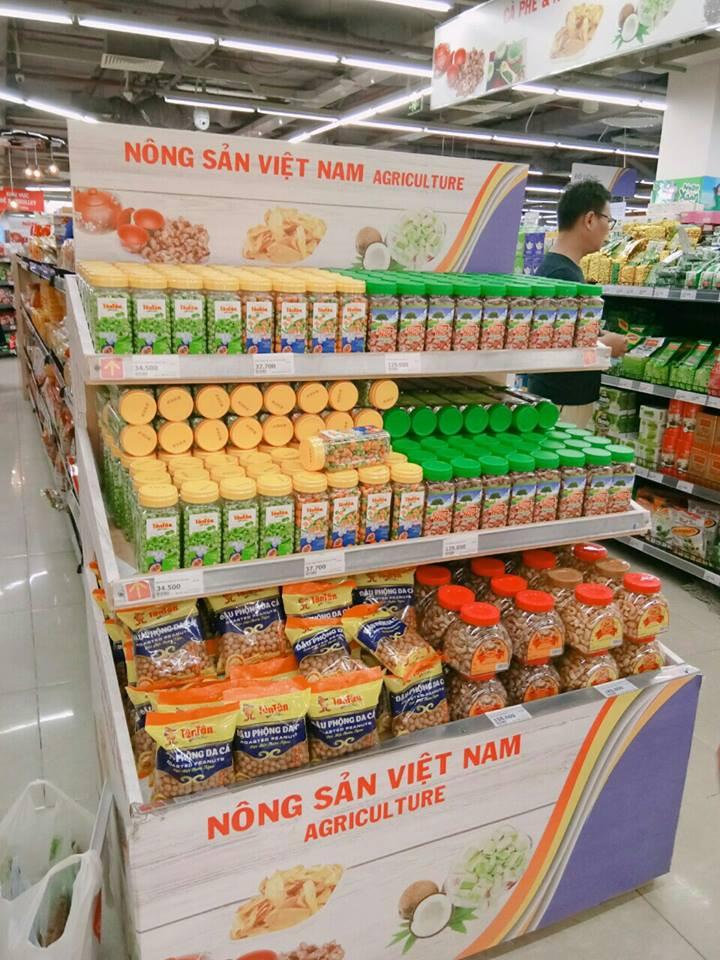 Chương trình khuyến mãi hè và Sampling Tân Tân(7)