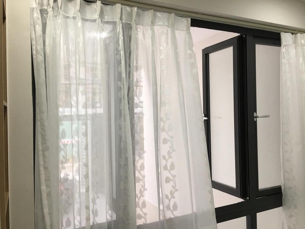 rèm cửa sổ bằng vải