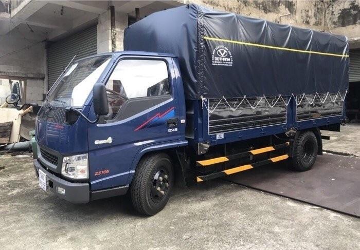 Giá xe tải hyundai 2.4 tấn Đô Thành bao nhiêu?(1)