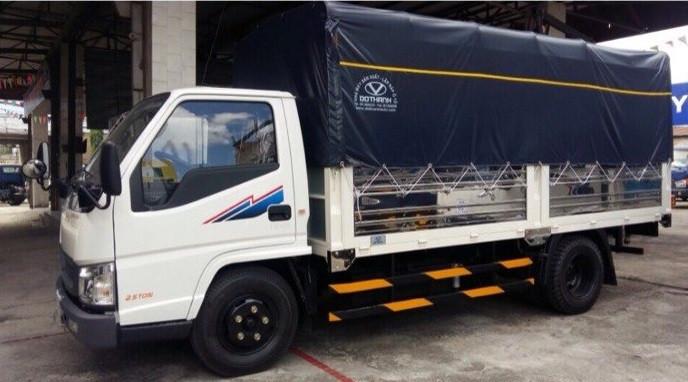 Giá xe tải hyundai 2.4 tấn Đô Thành bao nhiêu?(2)