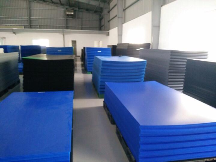 Nhà máy Thuận Thiên - Chuyên sản xuất nhựa Danpla miền Nam