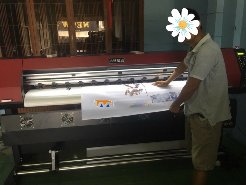 Khách hàng đã tin tưởng và chọn mua máy in decal từ Công ty MayInQuangCao.com