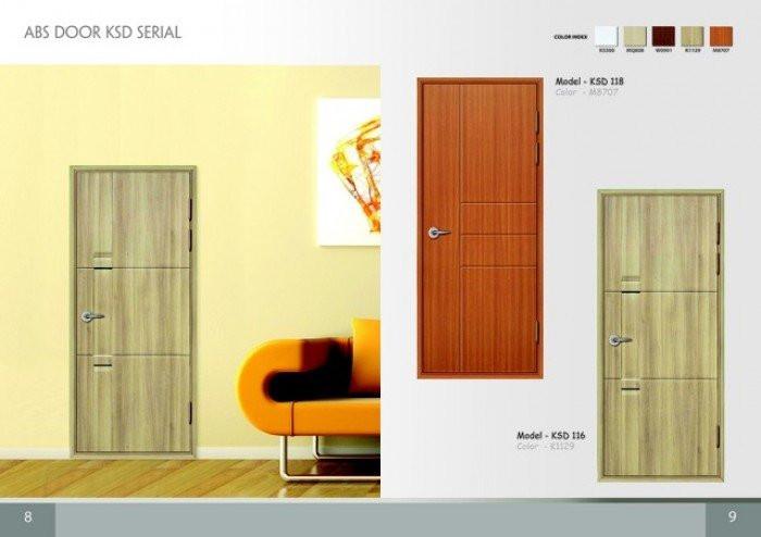 Những mẫu cửa gỗ HDF đẹp nhất thị trường hiện nay tại HCM