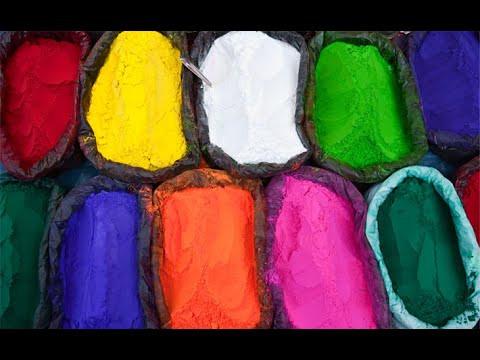 Bột dạ quang và ứng dụng của bột dạ quang
