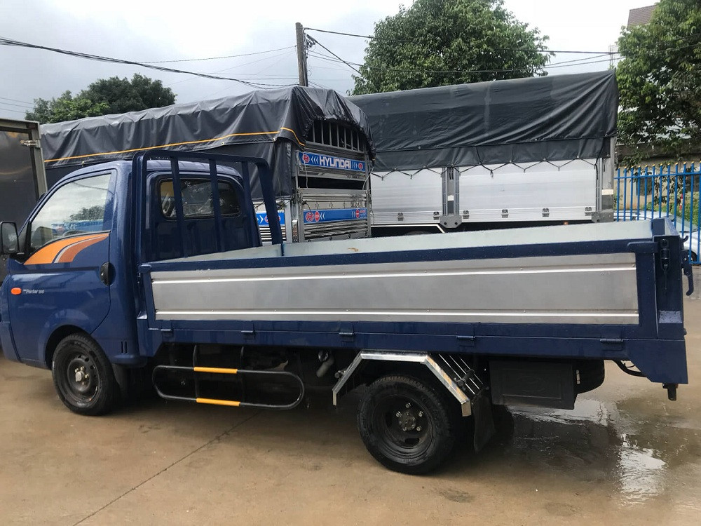 xe tải h150 thùng lửng