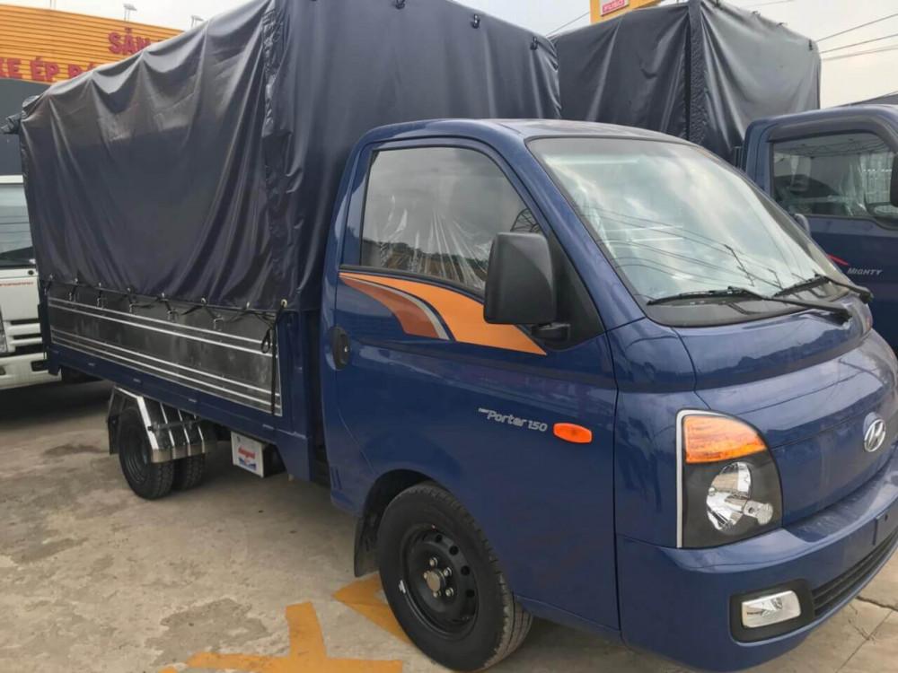 xe tải H150 1.5 tấn thùng bạt