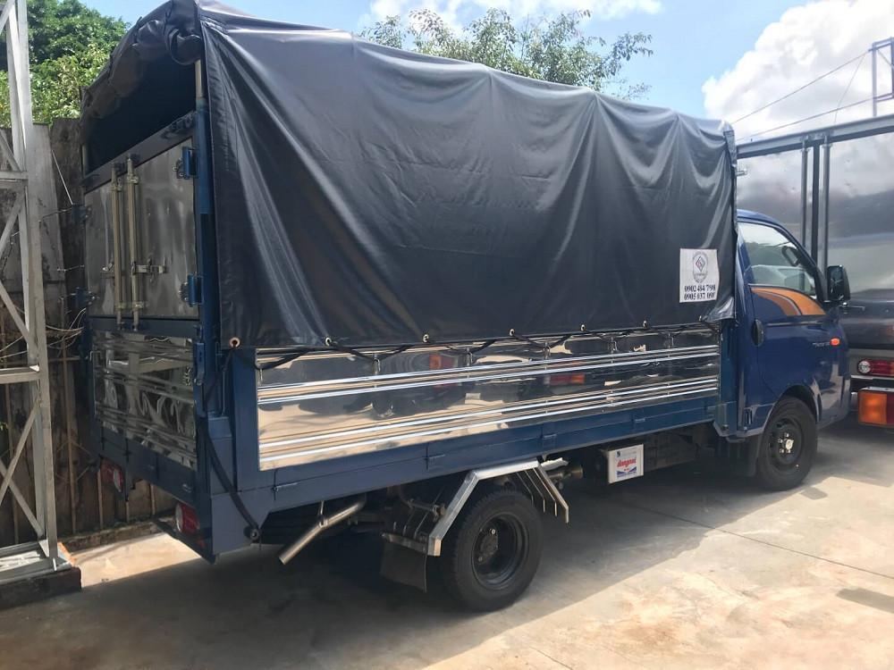 xe tải H150 1.5 tấn thùng bạtxe tải H150 1.5 tấn thùng mui bạt