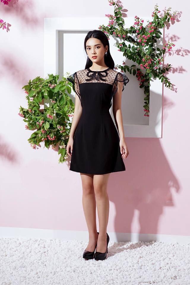 Mẫu thời trang hot girl bán chạy của shop