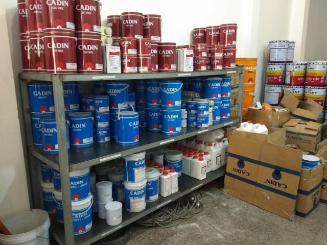 Tìm mở đại lý sơn Epoxy Cadin cao cấp - Giá ưu đãi