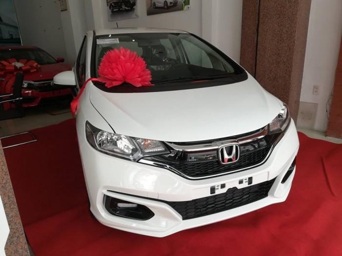 Đánh giá chi tiết xe ô tô Honda Jazz V 2018