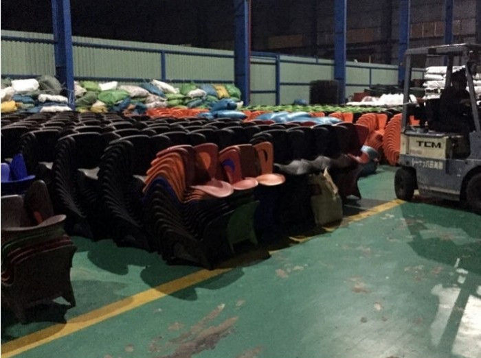 Ghế nhựa cafe chân inox giá rẻ tại TPHCM(5)