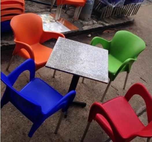 Mẫu ghế nhựa cafe đẹp(2)