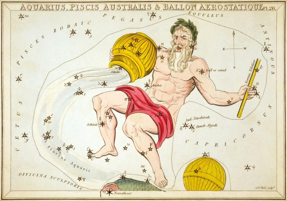 Chia sẻ về chòm sao Bảo Bình