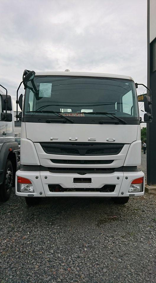 xe tải fuso fj 3 chân 15 tấn giá rẻ tại tphcm
