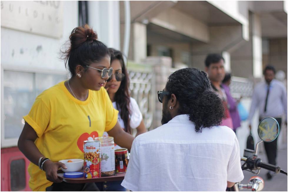 Thương hiệu Tân Tân chinh phục thực khách tại Maldives(1)