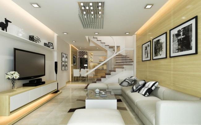Thiết kế, thi công nội thất chung cư, văn phòng