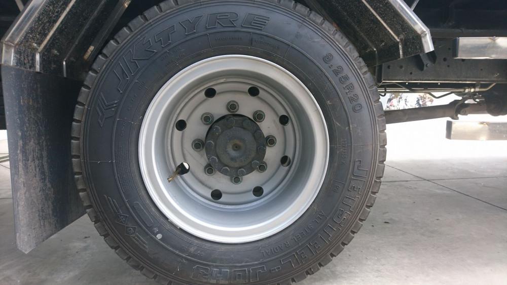 Đặc điểm nổi bật của xe tải Fuso fi 7 tấn(3)