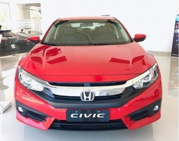 Mua trả góp Honda Civic 2018 tại Vũng Tàu(4)
