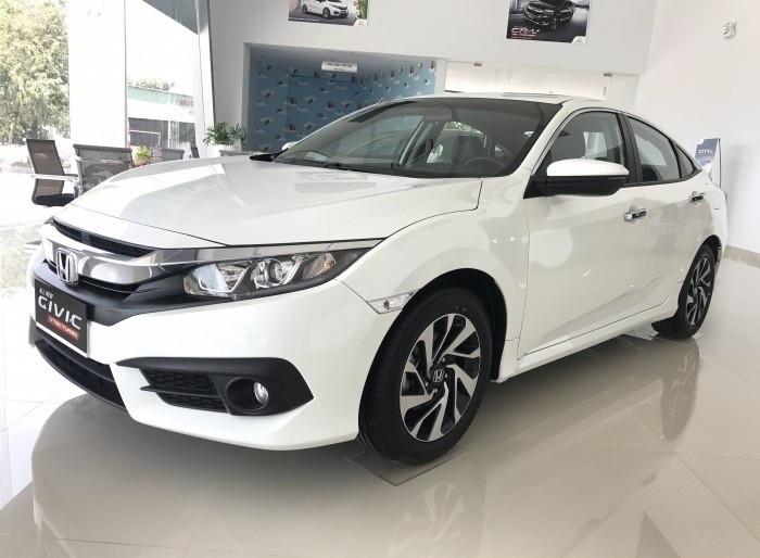 So sánh các phiên bản Honda Civic 2018 tại Việt Nam