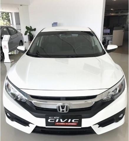 So sánh các phiên bản Honda Civic 2018 tại Việt Nam(2)