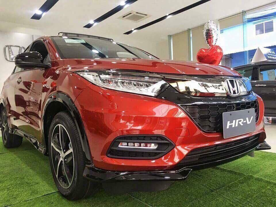 Mua trả góp xe ô tô Honda HRV 2018 tại Đồng Nai