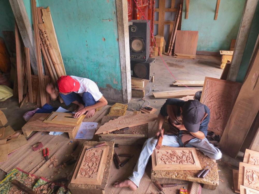 Kinh nghiệm mua đồ gỗ nội thất chất lượng